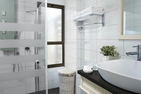 Bental Cabins - bathroom