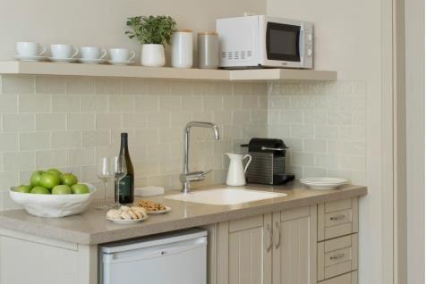 Bental Cabins - kitchen