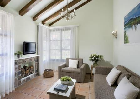 Basalt Cabins - living room